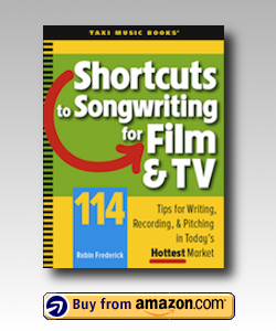 Songwriting for Film TV