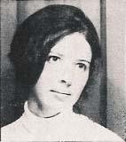 Robin Frederick. Taken in Aix-en-Provence, 1966-67